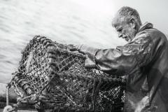 A fisherman's tail, a portrait of the sea by Saeed Rashid - Digital Splash Awards Portrait