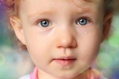 Tear by Diana Baker - Digital Splash Awards Portrait