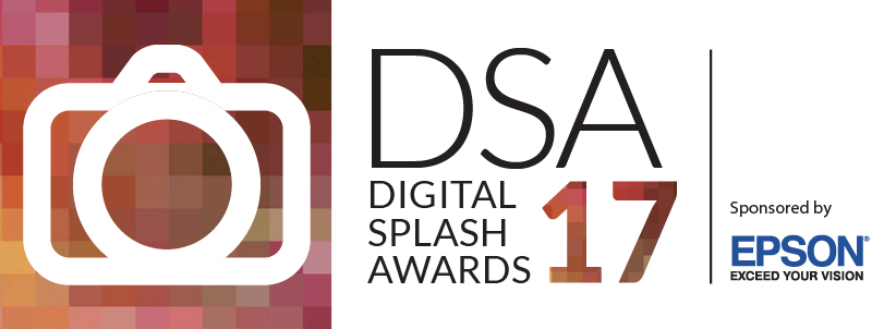 Digital Splash Awards Photography Competition Logo