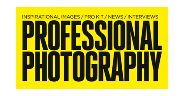 Professional Photography Magazine Logo