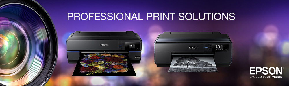 Epson Ecotank photo printers at Wilkinson Cameras